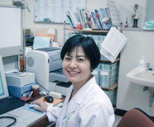 Dr. Sae Ochi