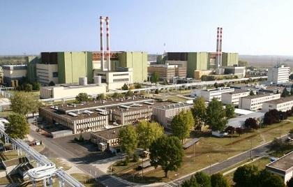(ハンガリー)パクシュ原子力発電所(2013)