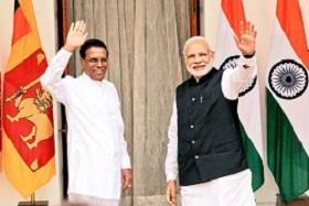 インドとスリランカ