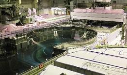 東電の炉解放後の様子