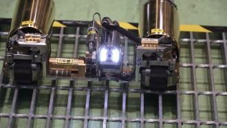 形状変化型ロボット
