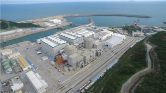 陽江原子力発電所2号機(右)©CGN