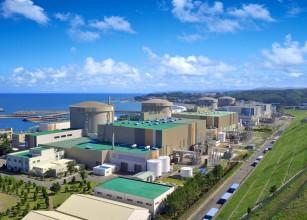 月城原子力発電所©KHNP