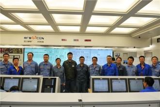 陽江3号機の中央制御室©CGN
