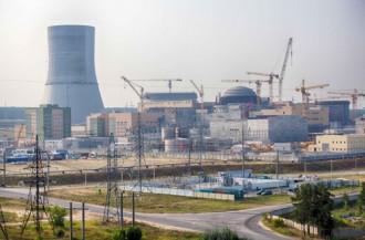 ノボボロネジ原子力発電所©ロスアトム社
