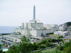 高速増殖炉「もんじゅ」(筆者撮影)