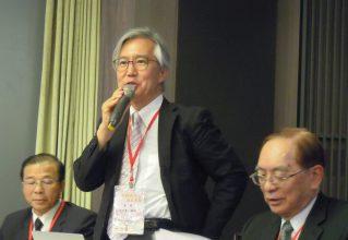 「福島の今」を訴えかける中川氏