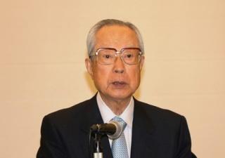 今井 敬 原産協会会長