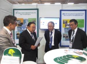 木寺駐仏日本大使来訪