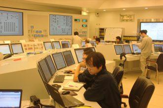 福清3号機の中央制御室©CNNC