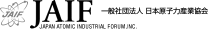 JAPAN ATOMIC INDUSTRIAL FORUM, INC.