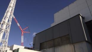 Fukushima Daiichi site