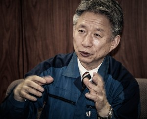 TEPCO VP Yoshiyuki Ishizaki