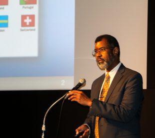 OECD NEA DG Magwood gives keynote presentation at the International Workshop on Decommissioning of NPPs (June 30)