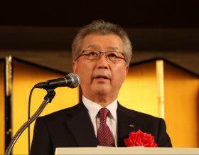 FEPC Chairman Katsuno