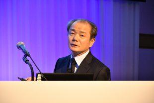 MHI Senior Vice President Iida