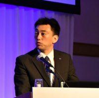 Group Manager Yasutaka Aoki