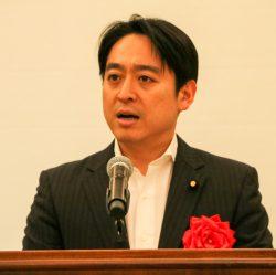 METI Parliamentary Vice-Minister Hiraki