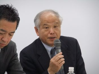 JAIF President Akio Takahashi