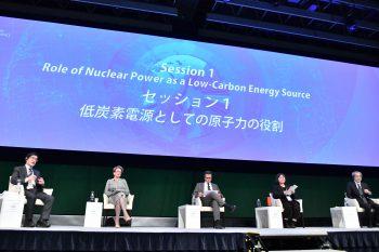 (L to R) Kenji Yamaji, Thelma Krug, Yves Desbazeille, Yukari Takamura and Ryoichi Komiyama
