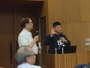 Student Liao Yenpeng comments on his visit to Fukushima.