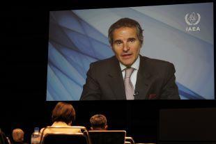 Rafael Mariano Grossi of the International Atomic Energy Agency (IAEA)