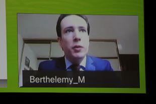 Michel Berthélemy, Nuclear Energy Analyst of OECD Nuclear Energy Agency