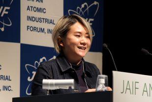 Tamami Henmi, Futaba Future Meeting, Futaba Information Center