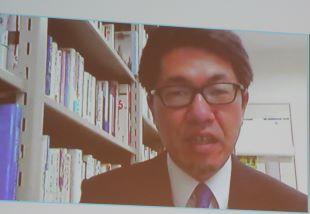 Naoya Maekawa, Director and Executive Secretary of Fukushima Manabi-no Network