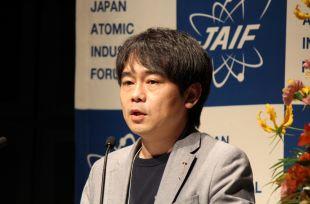 Tomoyuki Wada, CEO of Odaka Workers Base