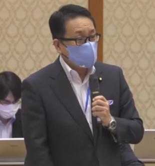 METI State Minister Ejima