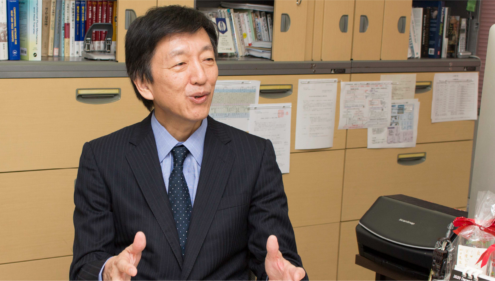 Akira Yamaguchi Professor/Graduate School of Nuclear Engineering and Management, University of Tokyo